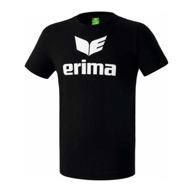 Erima Promo T-Shirt Schwarz - schwarz