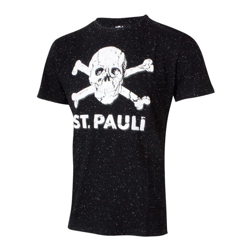 fc st pauli t shirt heavy used schwarz replica. Black Bedroom Furniture Sets. Home Design Ideas