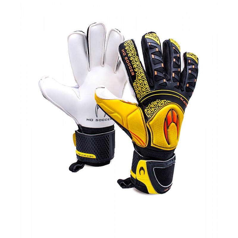 HO Soccer SSG Ikarus Roll Flat Handschuh Schwarz - schwarz
