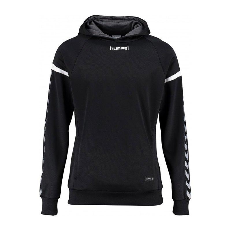 Hummel Authentic Charge Kapuzensweatshirt F2001 - schwarz