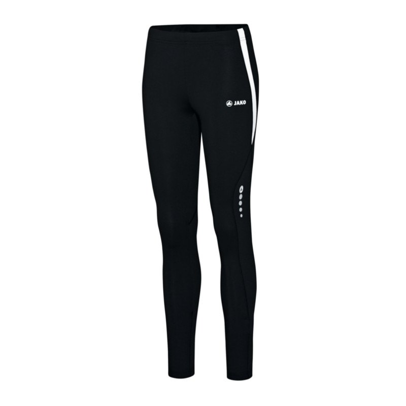 Jako Athletico Tight Running Damen Schwarz F08 - schwarz