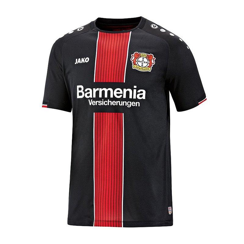 Jako Bayer 04 Leverkusen Trikot Home 2018/2019 F08 - schwarz