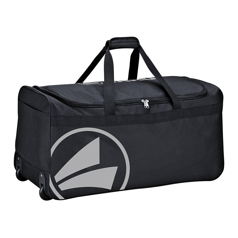 Jako Classico Trikottrolley Tasche Schwarz F08 - schwarz