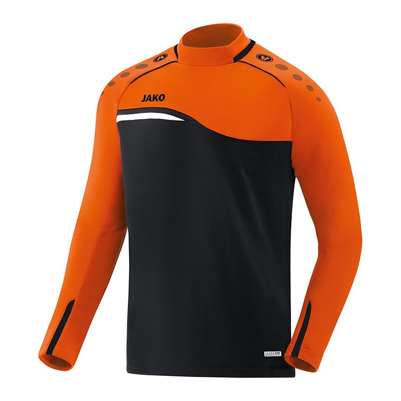 Jako Competition 2.0 Sweatshirt Kids Schwarz F19 - schwarz