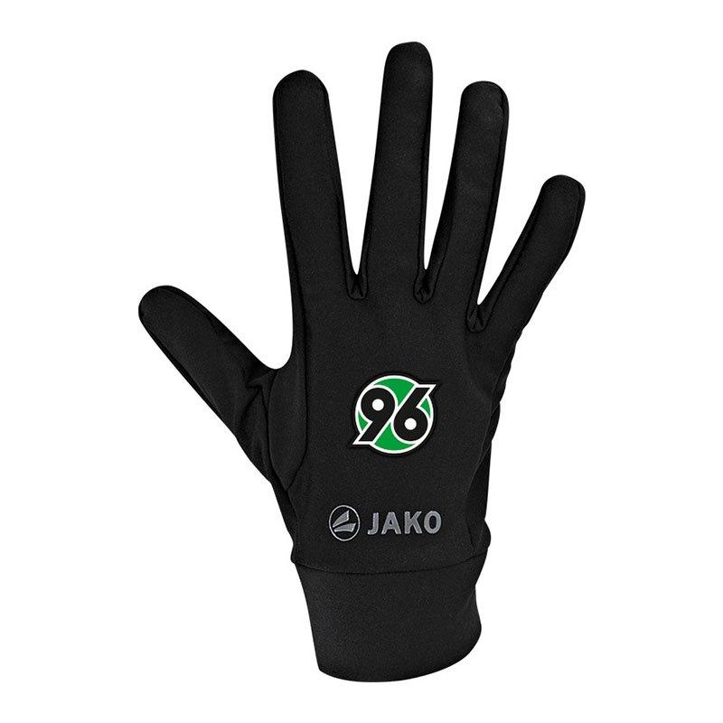 Jako Hannover 96 Active Handschuh Schwarz F08 - Schwarz