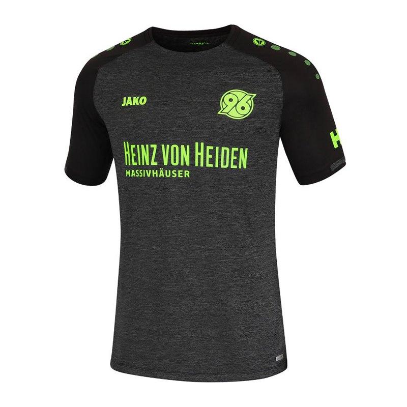Jako Hannover 96 Trikot Away 2018/2019 Kids F08 - schwarz