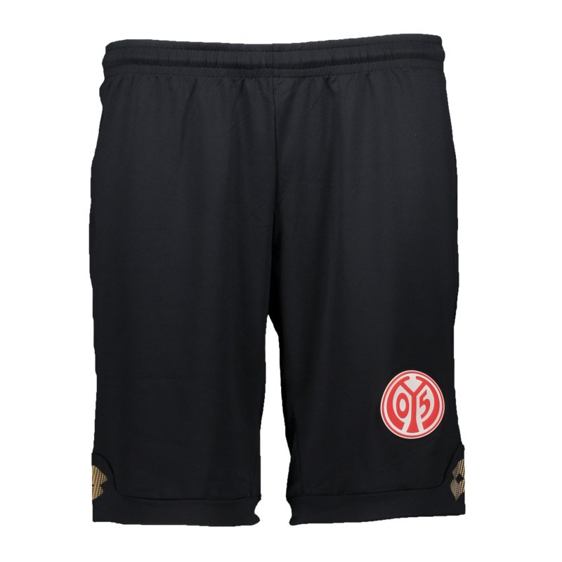 Lotto 1. FSV Mainz 05 Short Away 17/18 Schwarz - schwarz