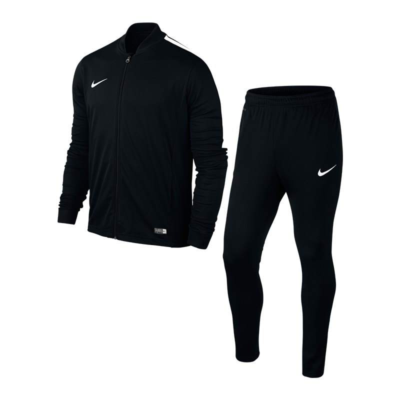 Nike Academy 16 Knit Trainingsanzug 2 Kids F010 - schwarz