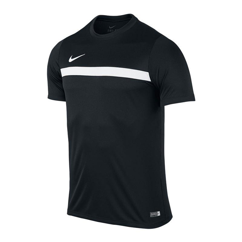 Nike Academy 16 Trainingstop Schwarz Weiss F010 - schwarz