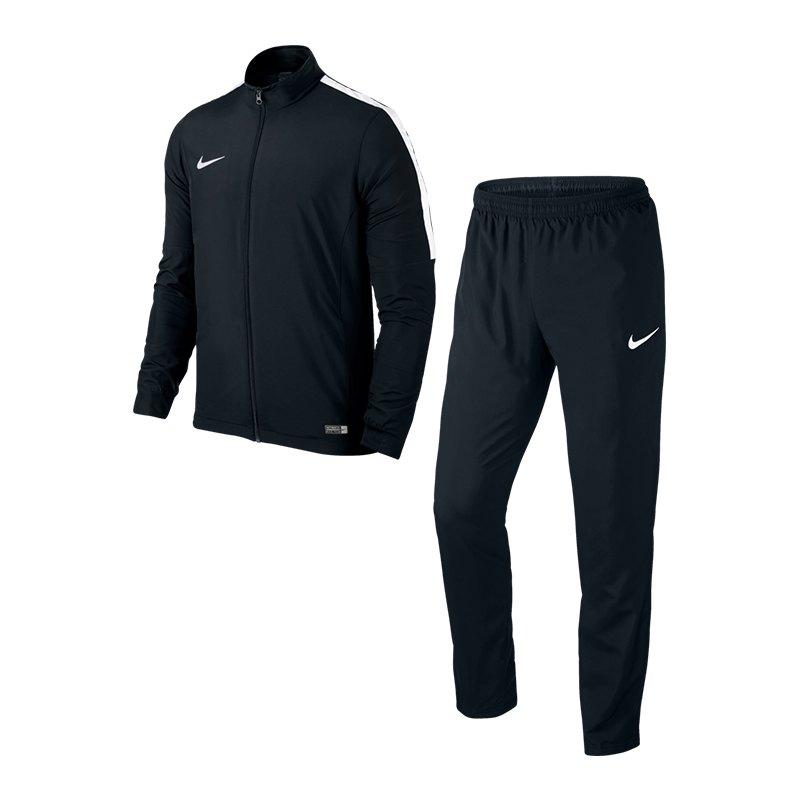 Nike Academy 16 Woven Trainingsanzug 2 Kids F010 - schwarz