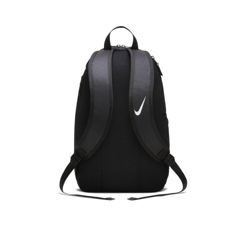 nike academy team backpack rucksack schwarz f010 tasche. Black Bedroom Furniture Sets. Home Design Ideas