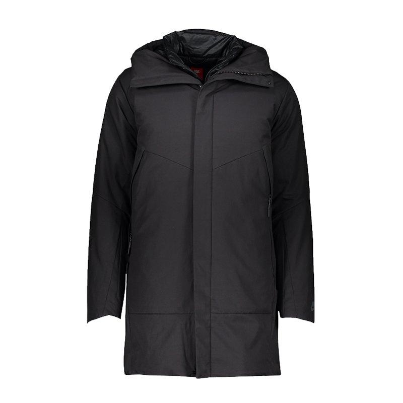 nike aeroloft jacket jacke schwarz f010 outfit outdoor. Black Bedroom Furniture Sets. Home Design Ideas