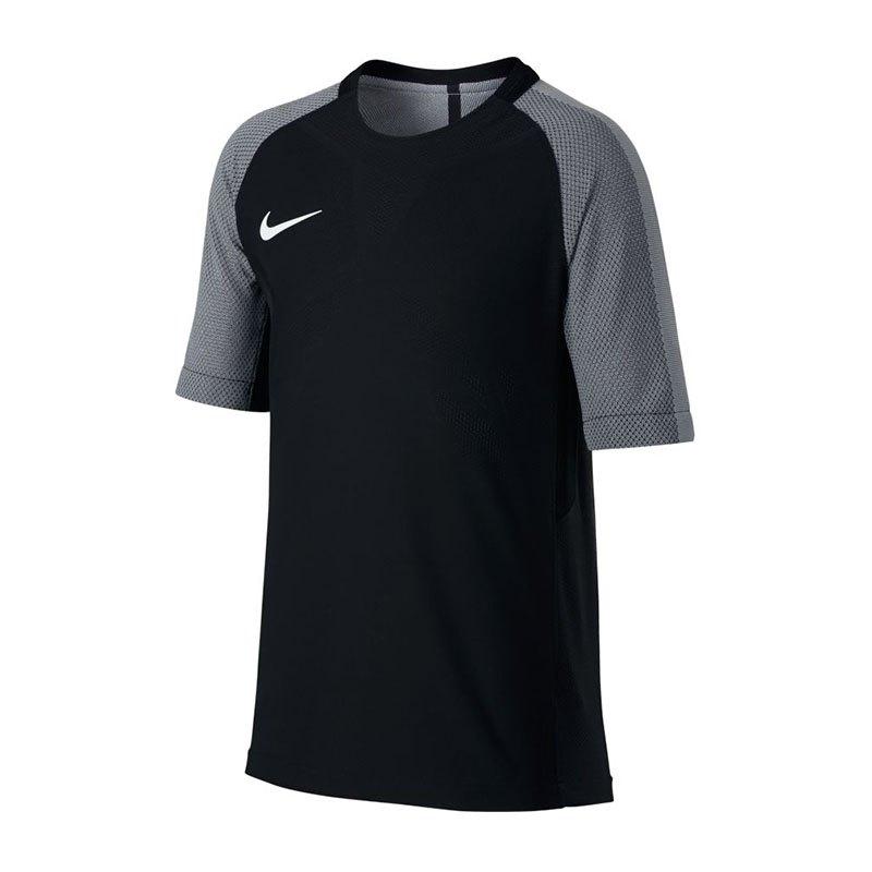Nike Aeroswift Strike T-Shirt Kids Schwarz F010 - schwarz