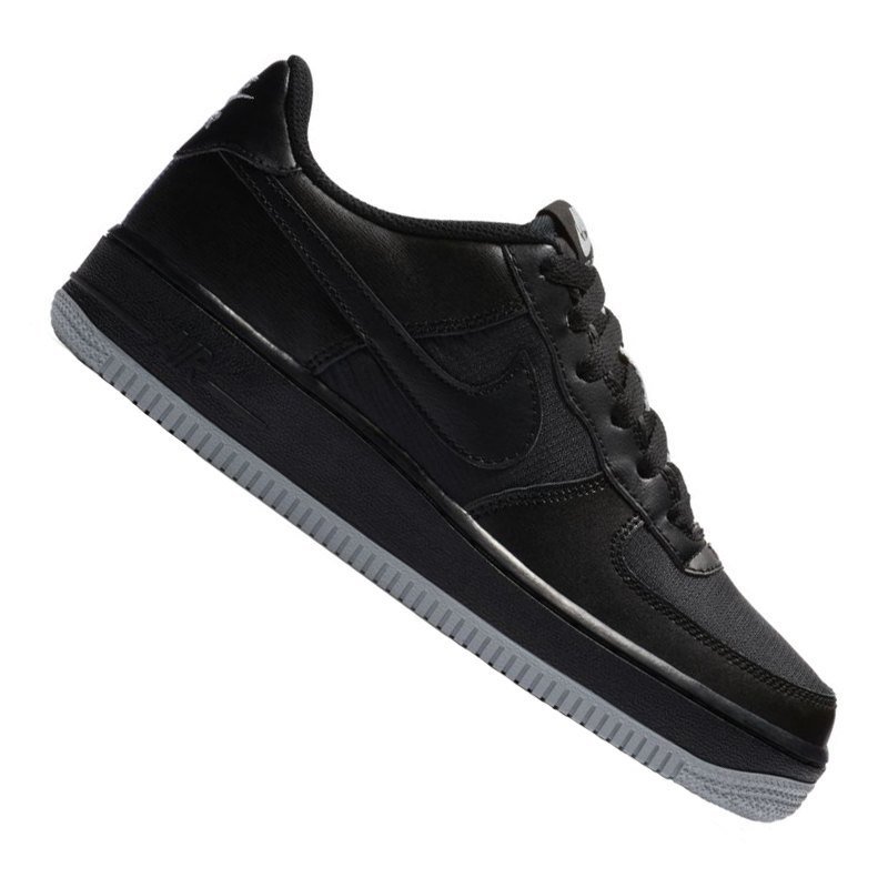 nike air force 1 lv8 sneaker kids schwarz f016 schwarz. Black Bedroom Furniture Sets. Home Design Ideas