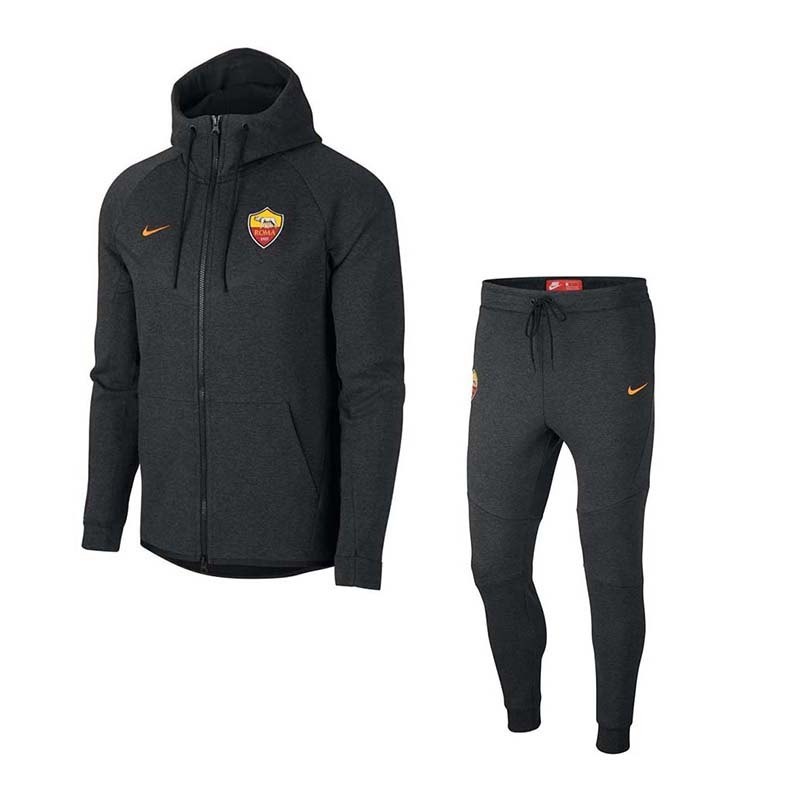 nike as rom tech fleece anzug f036 pr sentationsanzug