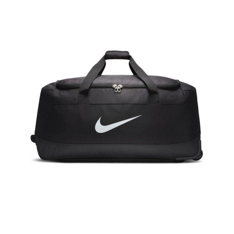 Nike Club Team Swoosh Roller Bag 3.0 Tasche F010 - schwarz