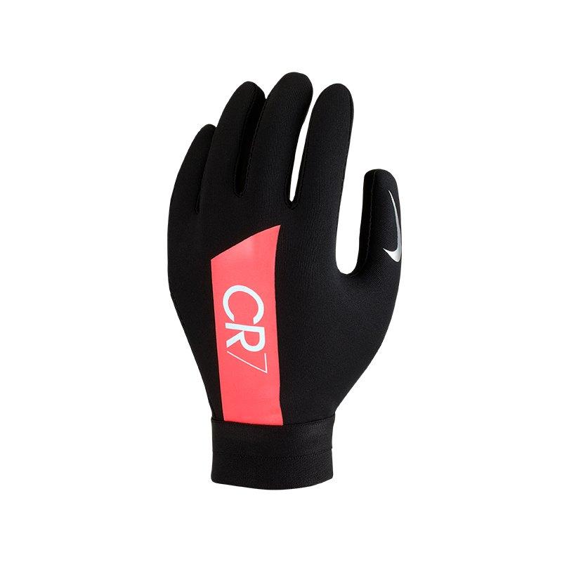 Nike CR7 Hyperwarm Handschuhe Kids Schwarz F010 - schwarz