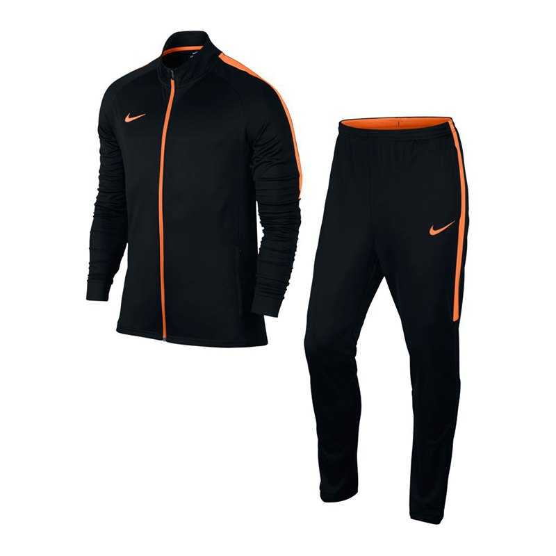 nike dry academy football tracksuit anzug f016 freizeitanzug trainingsanzug. Black Bedroom Furniture Sets. Home Design Ideas