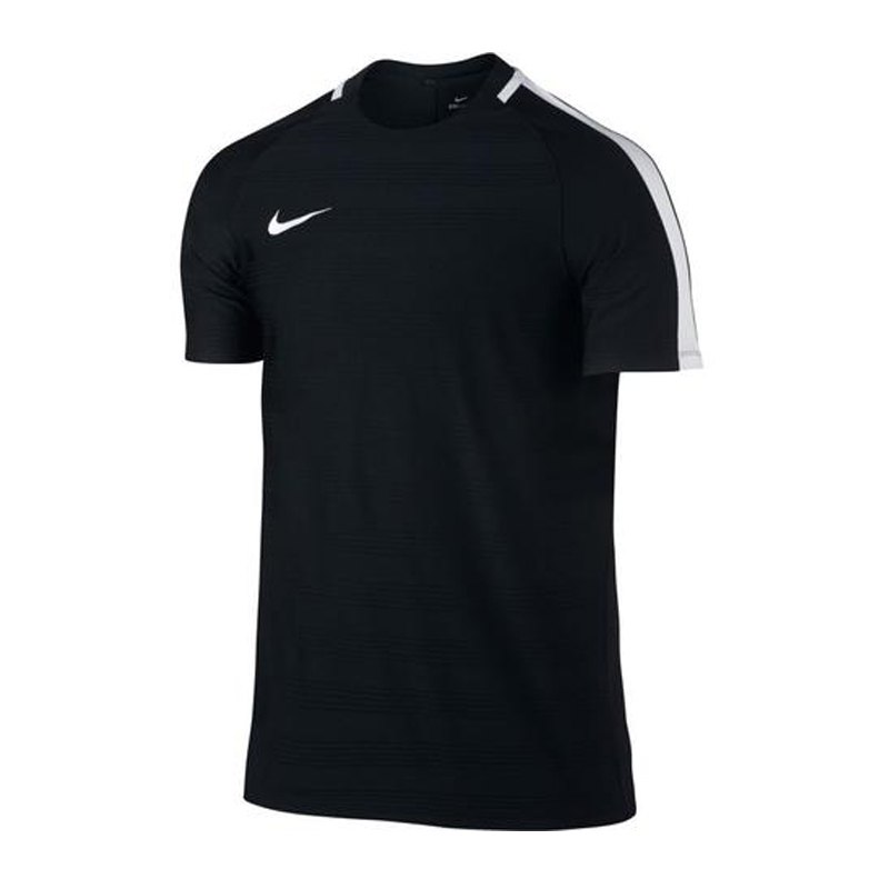Nike Dry Squad Football Top T-Shirt Kids F010 - schwarz