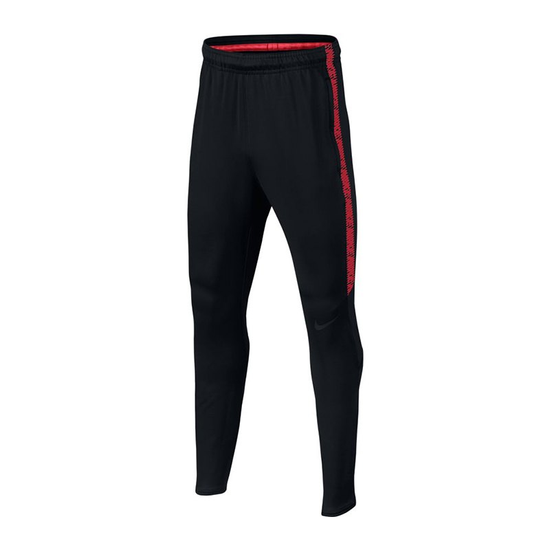 Nike Dry Squad Fußballhose Pant Kids Schwarz F015 - schwarz