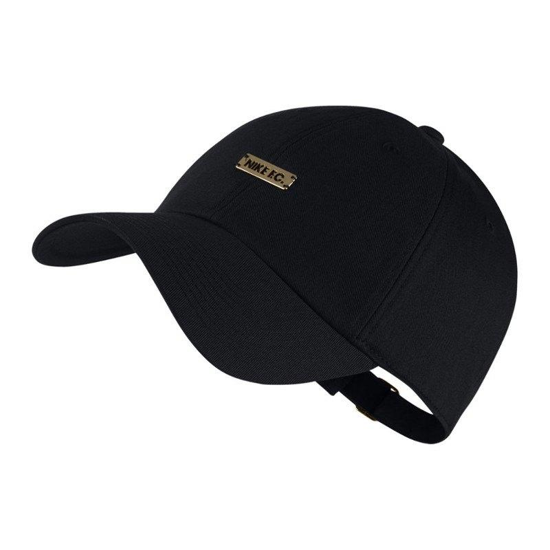 Nike F.C. H86 Cap Kappe Schwarz F010 - schwarz