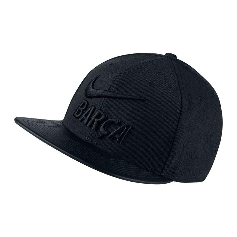 Nike FC Barcelona Pro Pride Cap Schwarz F010 - schwarz