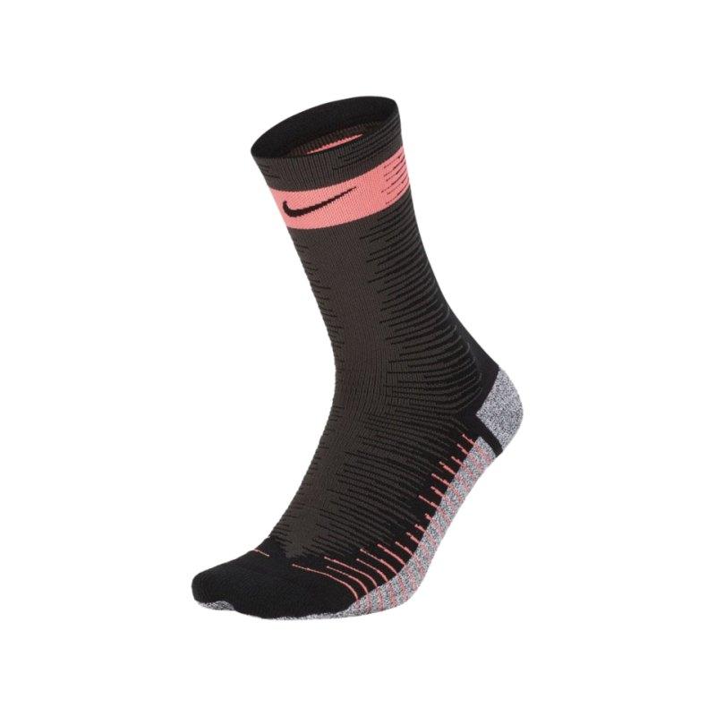 Nike Grip Strike Light Crew Socken WC18 F011 - schwarz