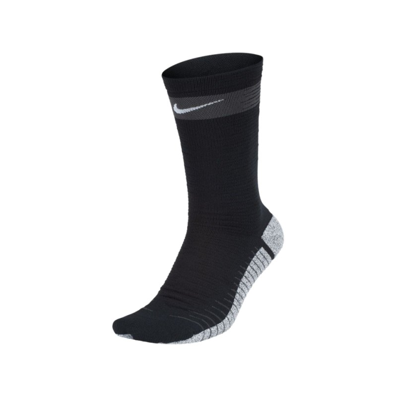 Nike Grip Strike Light Crew Socken WC18 F013 - schwarz
