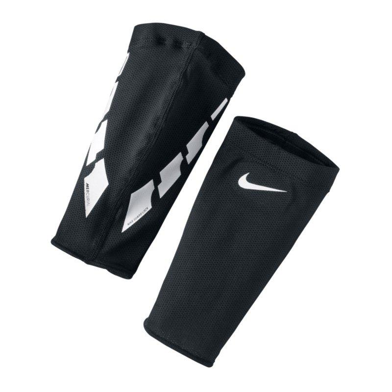 Nike Guard Lock Elite Sleeves Schwarz F011 - schwarz