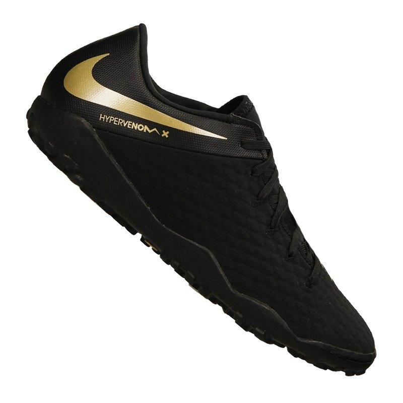 Nike Hypervenom Phantom III Academy TF F090 - schwarz