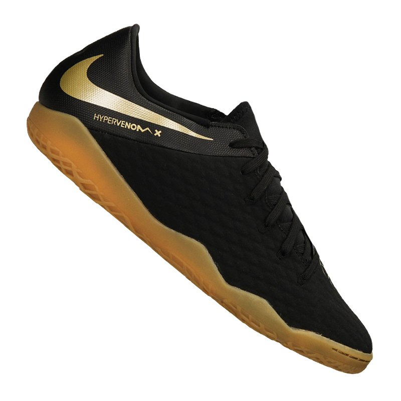 Nike Hypervenom PhantomX III Academy IC F090 - schwarz