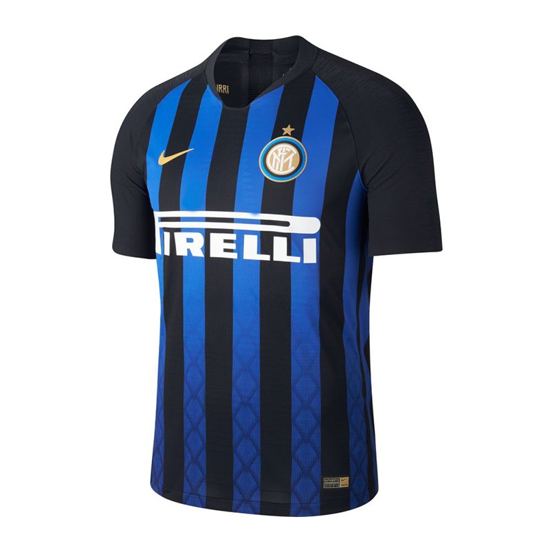 nike inter mailand trikot home 2018 2019 f011 sportbekleidung fanausstattung. Black Bedroom Furniture Sets. Home Design Ideas