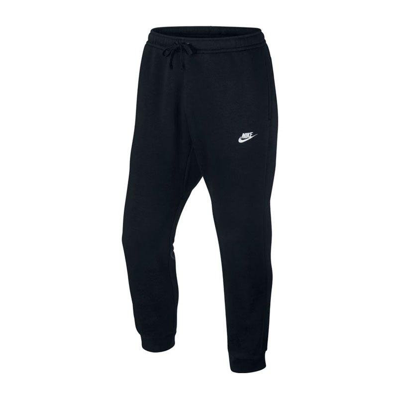 Nike Jogger Club Fleece Pant Schwarz F010 - schwarz
