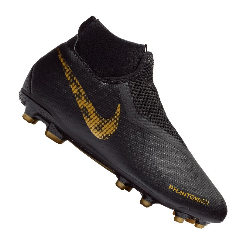 Nike Jr Phantom Vision Academy DF MG Kids F077 - schwarz