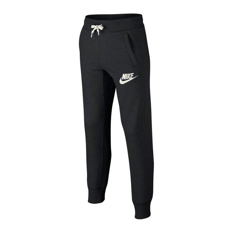 Nike Legacy Jogginghose Kids Schwarz F010 - schwarz