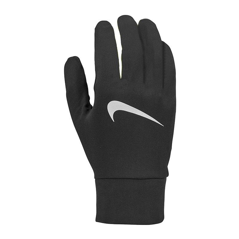 Nike Lightweight Tech Gloves Handschuhe Run F082 - schwarz