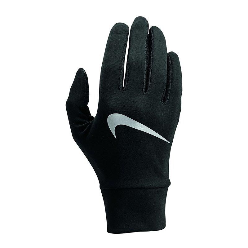 Nike Lightweight Tech Handschuh Damen Run F082 - schwarz