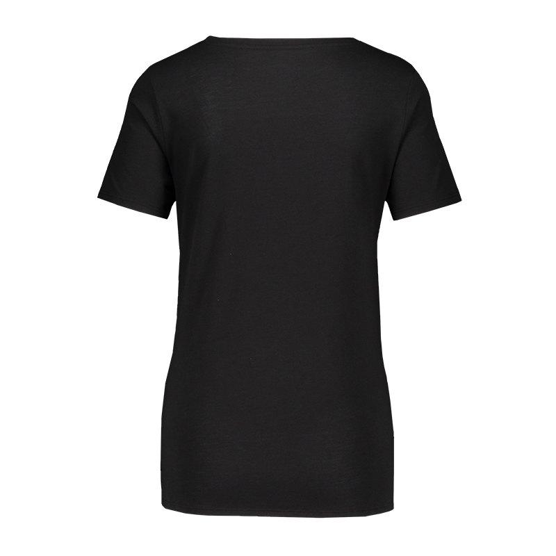 nike love air t shirt damen schwarz f010 shirt. Black Bedroom Furniture Sets. Home Design Ideas