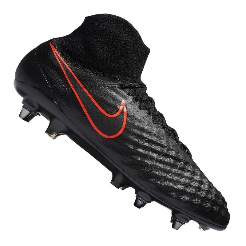 Nike Magista Obra II SG-Pro Schwarz F008 - schwarz