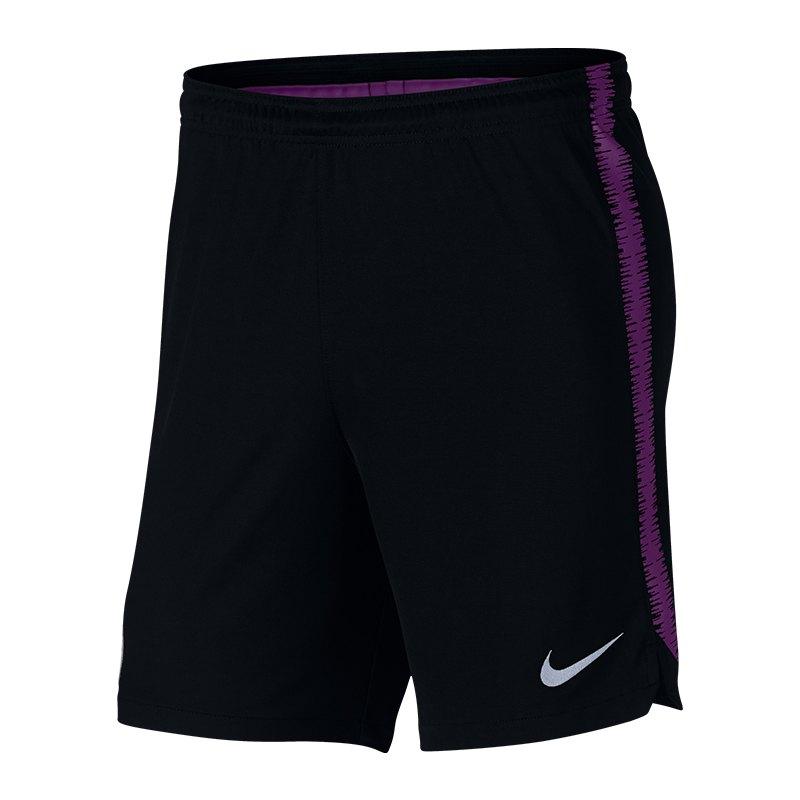 Nike Manchester City FC Dry Squad Short F014 - schwarz
