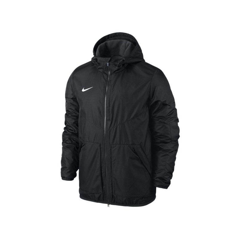 Nike Outerwear Team Fall Jacket Jacke Kids F010 - schwarz