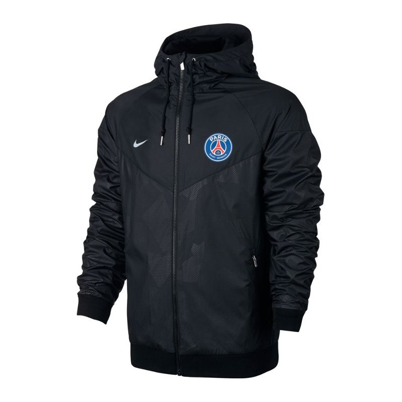 nike paris st germain windrunner jacke f015. Black Bedroom Furniture Sets. Home Design Ideas