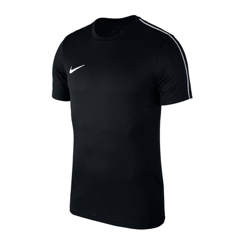 Nike Park 18 Football Top T-Shirt Schwarz F010 - schwarz