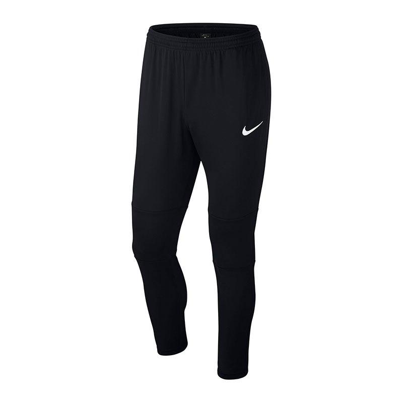 Nike Park 18 Knit Pant Kids Schwarz F010 - schwarz