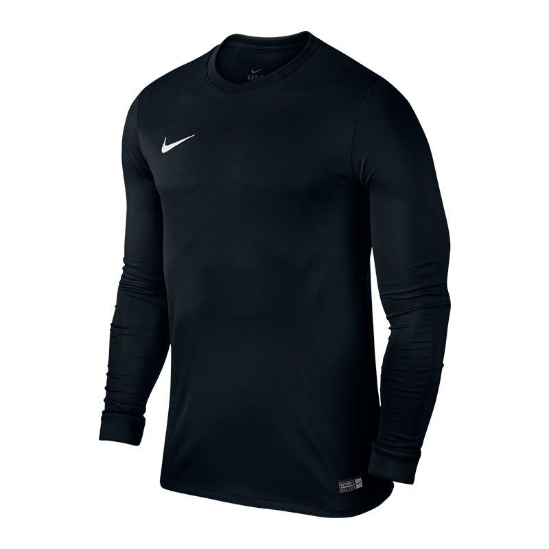 Nike Park VI Trikot langarm Kids Schwarz F010 - schwarz