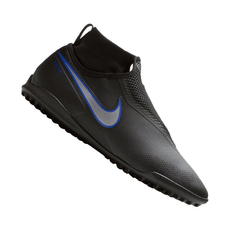 Nike Phantom Vision React Pro DF TF Schwarz F004 - schwarz