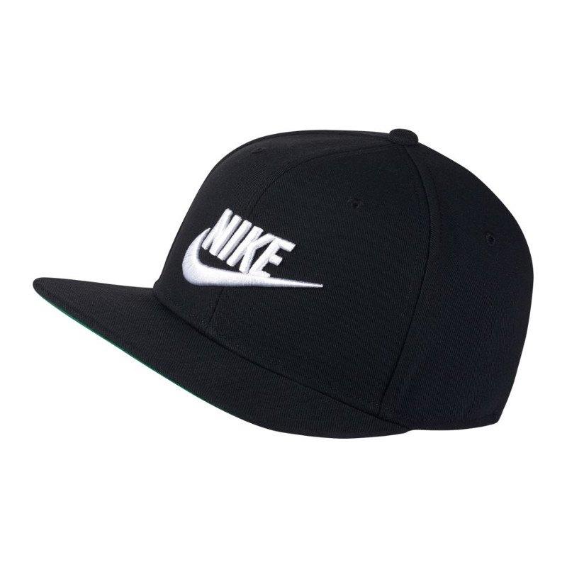 Nike Pro Futura Snapback Cap Schwarz F010 - schwarz