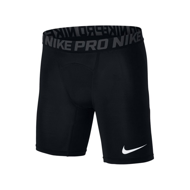 Nike Pro Short Hose Schwarz F010 - Schwarz