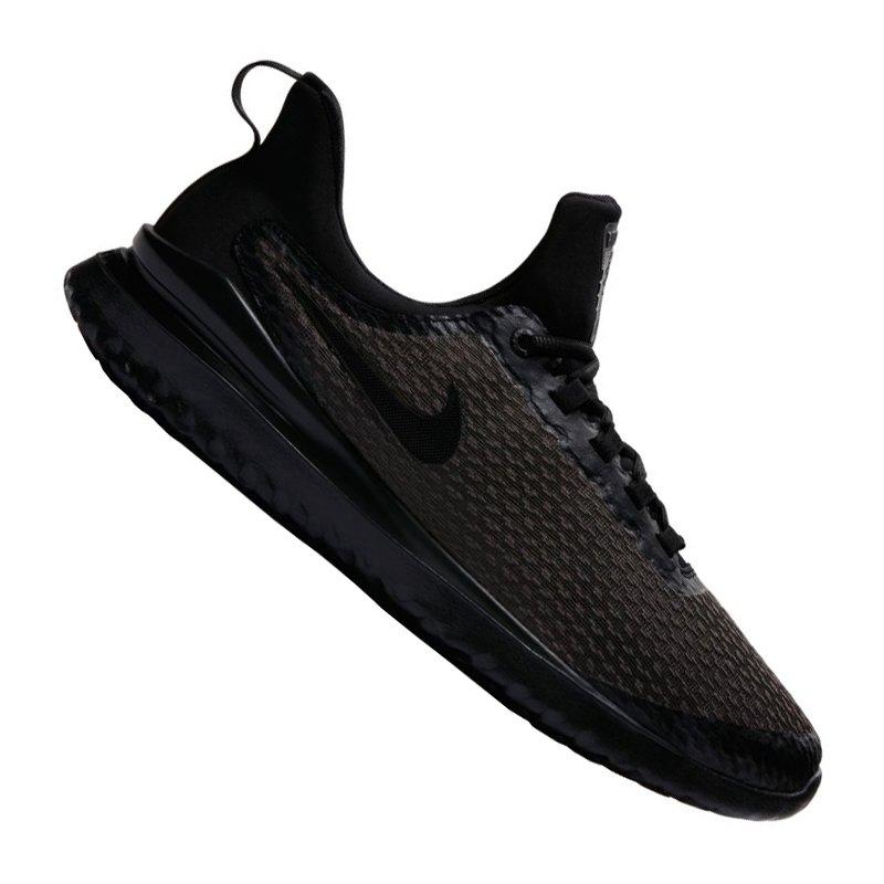 Nike Renew Rival Running Schwarz F002 - schwarz