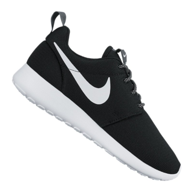 nike roshe run one sneaker damen schwarz f002 women. Black Bedroom Furniture Sets. Home Design Ideas